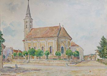 Sebeș - Biserica românească din Sebes