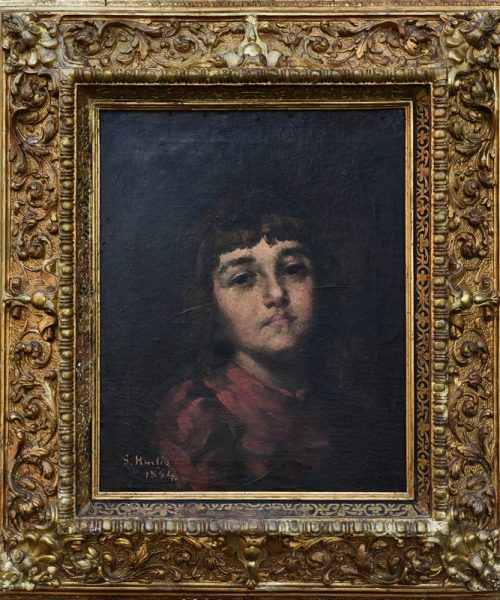 AURELIA (FIICA ARTISTULUI) - 1894