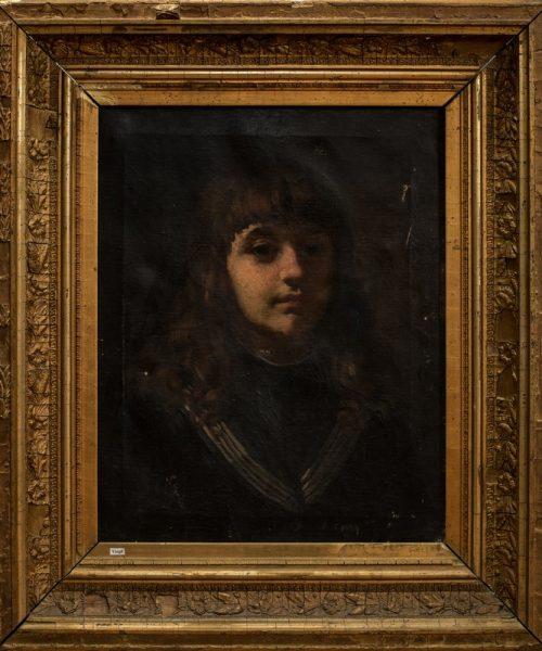 VIRGIL (FIUL ARTISTULUI) - 1898