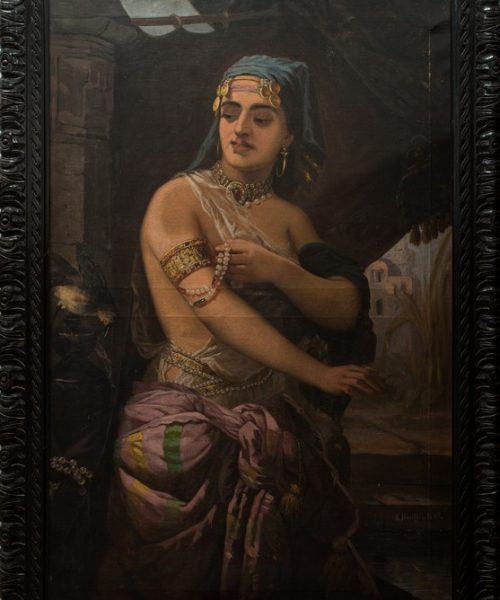 ODALISCĂ - 1882