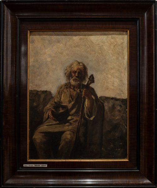 BĂTRÂN STÂND - 1880